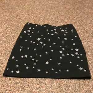 NWT Boden Fun Embroidered Skirt, size US 8